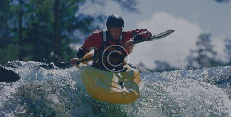 Beginner Kayak Instruction
